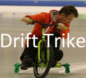 Icebyk Drift Trike