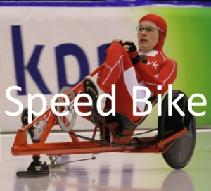 Icebyk Speed Bike